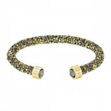 Swarovski Para Mujer Brazalete Pulsera crystaldust oro plateado, pequeño 5372883