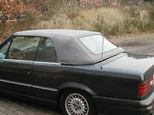 BMW E30 CABRIO CAPOTE E 30 CABRIOLET ALPAGA COULEUR SPÉCIALE  NEUVE