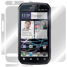 ArmorSuit MilitaryShield Motorola Photon 4G Screen Protector + Full Body Skin