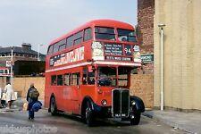 London Transport RT379 Lewisham Aug 1978 Bus Photo