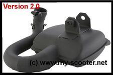 SIP ROAD Version 2.0 Auspuff Sportauspuff Vespa 200 Rally PX 200 E Lusso Cosa 1