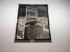 #1533-G PHOTO NEGATIVE -  ADVERTISING - 1959 RIPPIN GOOD COOKIES