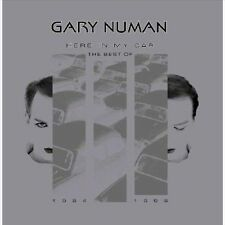 GARY NUMAN Here in My Car The Best of 1984-1998 CD Are Friends Electric Cars