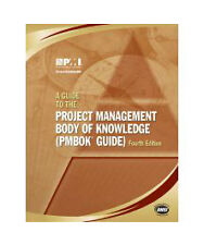 A Guide to the Project Management Body of Knowledge , Project Management Institu