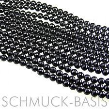 Onyx Kugelstrang 6 mm; ca. 40 cm Länge / A-Qualität