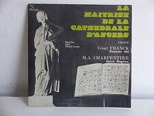 MAITRISE DE LA CATHEDRALE D ANGERS Dir MICHEL LEVRON Chnate CESAR FRANCK