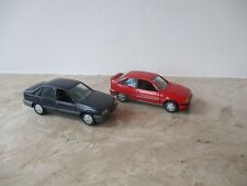 2 x Modellauto GAMA Opel Kadett GSI, Opel Kadett GLS Maßstab 1:43 ohne OVP