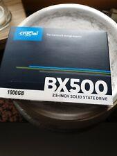 Crucial BX500 Festplatte, 1 TB SSD, 2.5 Zoll [Neu] SATA..original verpackt...