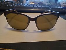 NEW AUTH SUNGLASSES MOSLEY TRIBES FLYNN MCHO/MDTB BRONZE / BROWN LENSES PERFECT