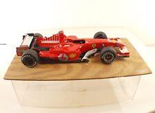 Transformation Hot Wheels M Schumacher F1 #5 Ferrari #1 1/18 pour restauration