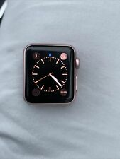 Apple Watch (Series 1) 38mm Rose Gold Aluminum Case without Band