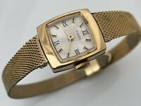 Vintage Wristwatch Timex Ladies Watch Analog Hand Winding Mechanical
