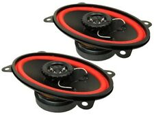 Car Radio Stereo Speakers 6 X 4 Inch Size 140W Power Output 2 Way 95mm x 155mm