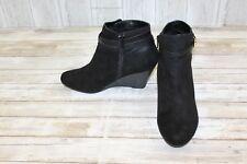 Report Garrie Wedge Bootie- Women's Size 8.5, Black