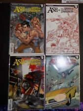 Ash VS. The Army of Darkness #0-5 Complete w/Variants! Dynamite! -12 Comics-