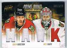 2013-14 PRIME DUALS JERSEYS JOAKIM NORDSTROM JERSEY 2 COLORS 130/200 CHICAGO