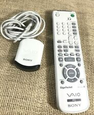 SONY VAIO Giga Pocket Remote Control RM-GP4U & USB sensor - new in bag