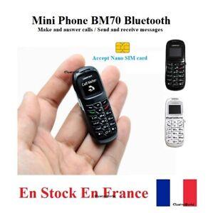 L8STAR Mini Telephone portable BM70 Bluetooth Cellphone unlocked 300mAh 120h