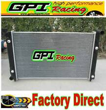 GPI Radiator for Holden VT VX Commodore V6 AUTO and MANUAL Dual Oil Cooler