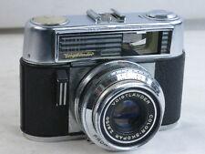 Voigtlander VITOMATIC 1B, con obiettivo Color-Skopar 50mm/2.8, EXC+