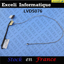 LCD LED ECRAN VIDEO SCREEN CABLE NAPPE DISPLAY CL15T-B  Series Toshiba Satellite