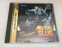 Metal Slug Sega Saturn SS Japan