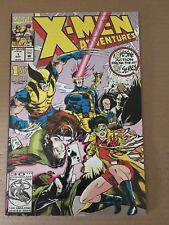 X-MEN ADVENTURES #1 Marvel Comic Book 19923 NM Condition 1st Issue 1st Print