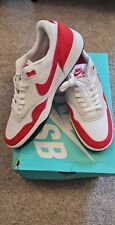 Nike SB Dunk Low Sport Red UK 9.5