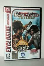 PRINCE OF PERSIA TRILOGY GIOCO NUOVO SIGILLATO PC DVD VER ITALIANA VBC 46039