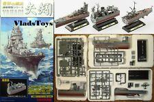 Takara 1/700 Ships of the World Yahagi Cutaway Agano-class Light Cruiser Noshiro