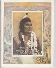 Pendleton Woolen Mills Repro Catalog  (1987, Paperback)