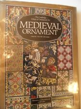 Medieval Ornament from the 11th to the 14th Century full page color illustration