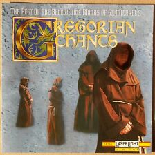 Gregorian Chants - The Benedictine Monks of St. Michael's - CD