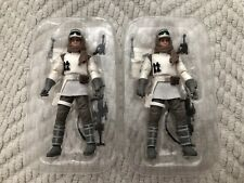 Star Wars Vintage Collection • VC120 • Rebel Soldier Hoth X 2 • LOOSE / MINT