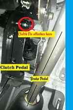 Mazda2 Ford Fusion Fiesta mk6 Clutch repair fix pedal pin clip collar click