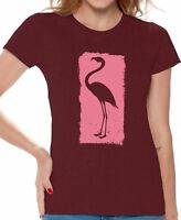 Pink Flamingo Tshirt for Women Flamingo Love Shirt Flamingo Gifts Flamingo Shirt