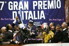 Ronnie Peterson March 761 Winner Italian Grand Prix 1976 Photograph 3