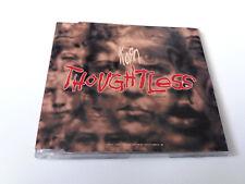 "KORN ""THOUGHTLESS"" CD SINGLE 1 TRACKS COMO NUEVO"