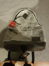 The North Face '68 TNF White Multicam Leather/Nylon DayPack USA Made NWT $249