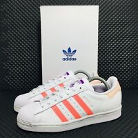 Adidas Originals Superstar (Women's Size 8) Athletic Casual Sneaker Shoe
