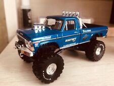 1/43 GREENLIGHT Alloy Monster Truck Bigfoot  #1 Car Truck  1974 FORD F-250 Model