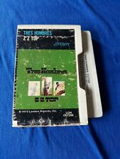 ZZ TOP -Tres Hombres-Rare Ampex cassette Tape