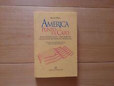 Vitale - America punto e a capo - Libri Scheiwiller -  Prima edizione 2002