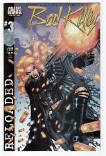 CHAOS! Comics Bad Kitty: Reloaded #3 Standard Cover