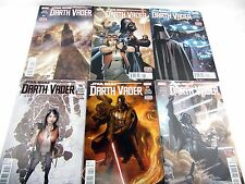 STAR WARS #7 8 9 10 11 12 DARTH VADER - Book 2 set: Shadows & Secrets - Gillen