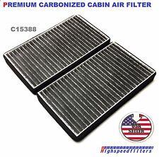C15388 CARBONIZED Cabin Air Filter for 99-02 Silverado Sierra 00-02 Tahoe Yukon
