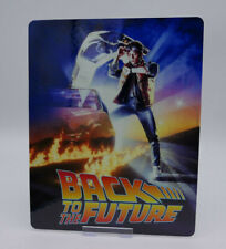 BACK TO THE FUTURE Glossy Bluray Steelbook Magnet Cover (NOT LENTICULAR)