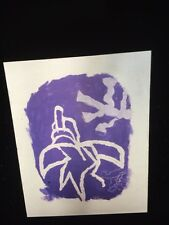 """Georges Braque """"White Bird"""" 35mm Cubism French Modern Art Slide"""