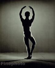 1952 RALPH McWILLIAMS Ballet Dancer GEORGE PLATT LYNES Vintage Photo Art 16X20