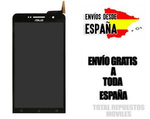 Pantalla LCD + Tactil Digitalizador para Asus Zenfone 6 A600CG Negro